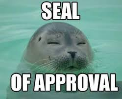 Seal of Approval - Home | Facebook